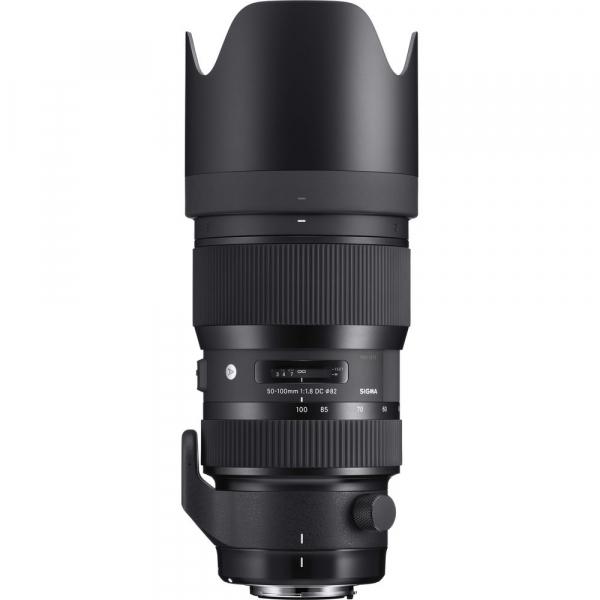 Sigma 50-100mm f/1.8 DC HSM Canon 3