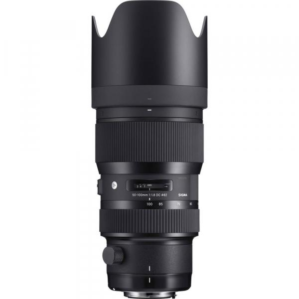 Sigma 50-100mm f/1.8 DC HSM Canon 2