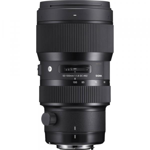Sigma 50-100mm f/1.8 DC HSM Canon 1