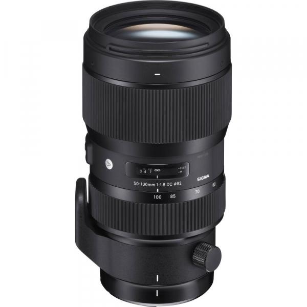 Sigma 50-100mm f/1.8 DC HSM Canon 0