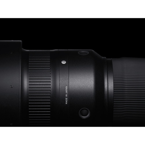 Sigma 500mm f/4 DG OS HSM Sport Canon EF  4