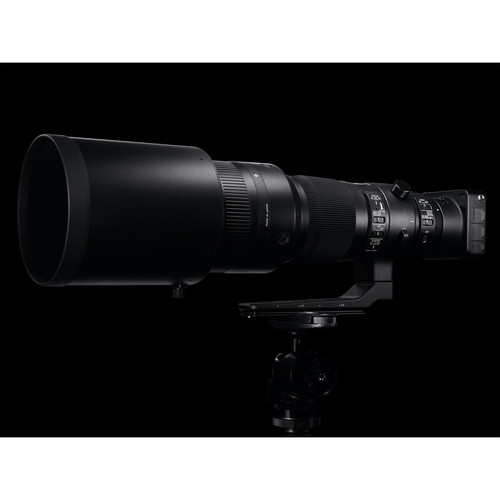 Sigma 500mm f/4 DG OS HSM Sport Canon EF  3