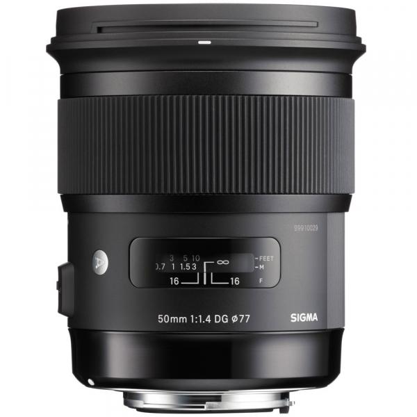 Sigma 50mm F1.4 DG HSM ART - Canon 1
