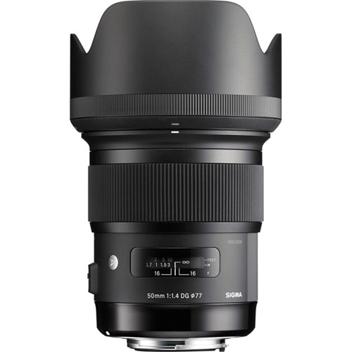 Sigma 50mm F1.4 DG HSM ART - Canon 2