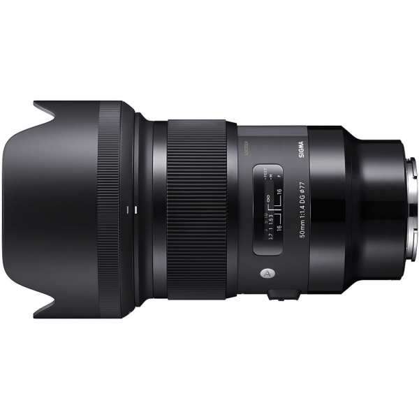 Sigma 50mm F1.4 DG HSM ART - obiectiv Mirrorless montura Panasonic L 1