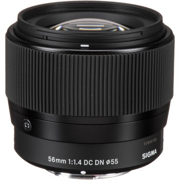 Sigma 56mm f/1.4 DC DN Contemporary -   obiectiv Mirrorless montura Sony E 0