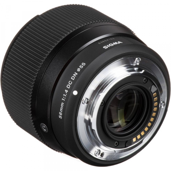 Sigma 56mm f/1.4 DC DN Contemporary -   obiectiv Mirrorless montura Sony E 5