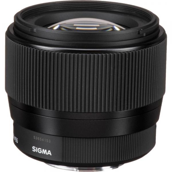 Sigma 56mm f/1.4 DC DN Micro Contemporary -  obiectiv Mirrorless montura Canon EOS-M 1