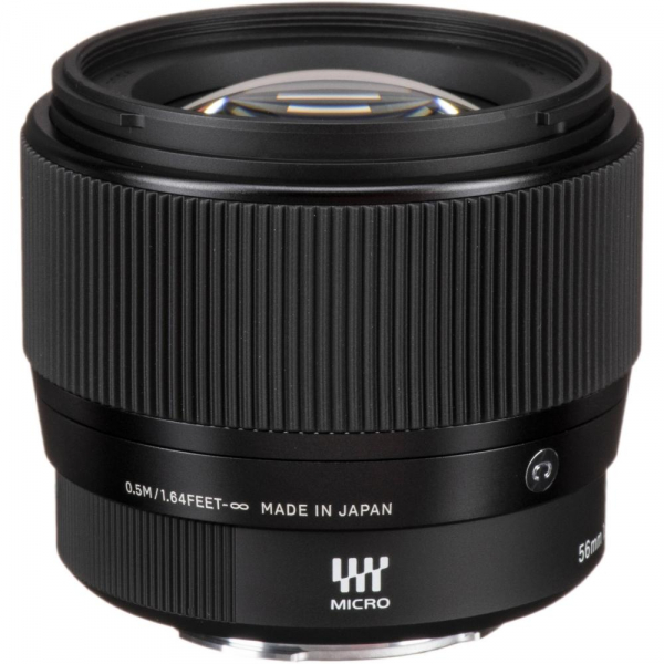 Sigma 56mm f/1.4 DC DN Micro Contemporary -  obiectiv Mirrorless montura MFT 3