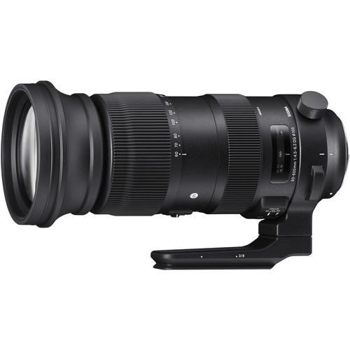 Sigma 60-600mm f/4.5-6.3 DG OS HSM Sport Canon EF 0
