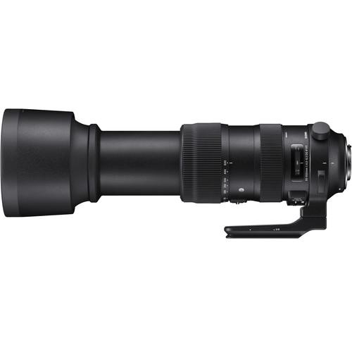 Sigma 60-600mm f/4.5-6.3 DG OS HSM Sport Nikon F 2