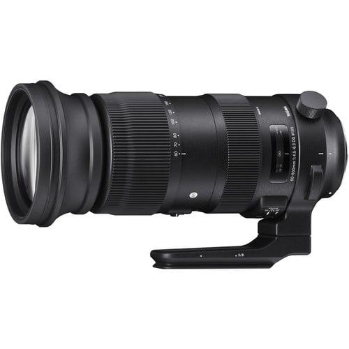 Sigma 60-600mm f/4.5-6.3 DG OS HSM Sport Nikon F 0