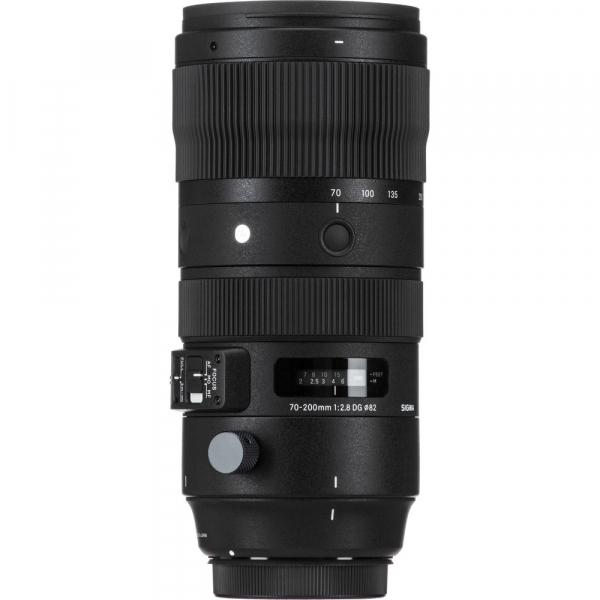 Sigma 70-200mm f/2.8 DG OS HSM Sport - Canon EF 4