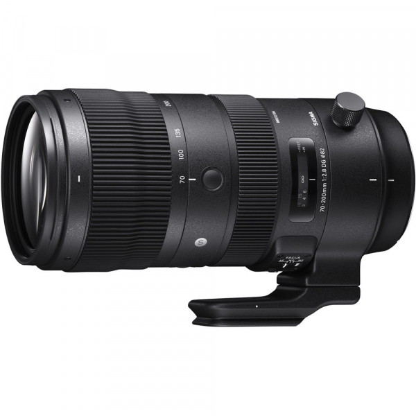 Sigma 70-200mm f/2.8 DG OS HSM Sport - Nikon F 1
