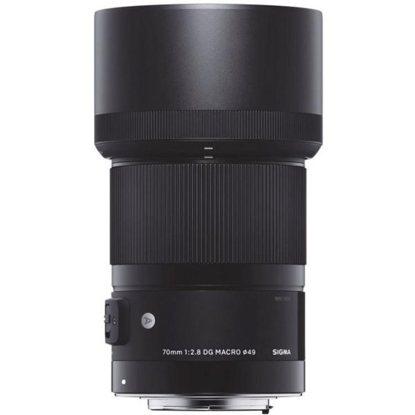 Sigma 70mm F2.8 DG  ART Micro -   obiectiv Mirrorless montura Sony E 0