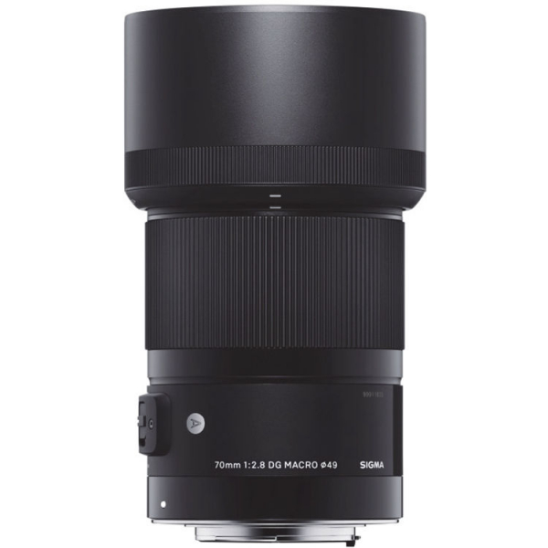 Sigma 70mm F2.8 DG MACRO ART - montura Canon EF 0
