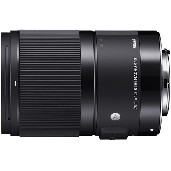 Sigma 70mm F2.8 DG MACRO ART - montura Canon EF 3