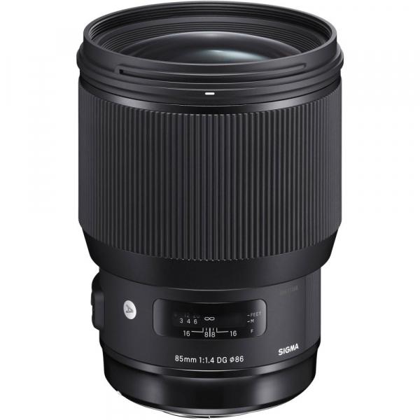 Sigma 85mm f/1.4 DG HSM ART - Canon EF 2