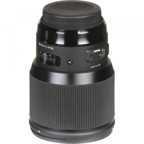 Sigma 85mm f/1.4 DG HSM ART - Canon EF 7