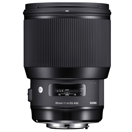 Sigma 85mm f/1.4 DG HSM ART - Nikon 2