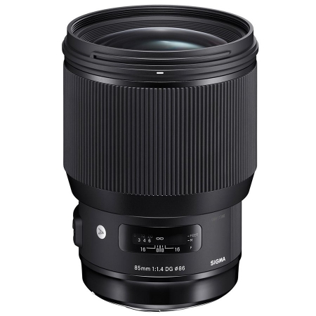 Sigma 85mm f/1.4 DG HSM ART - Nikon 1