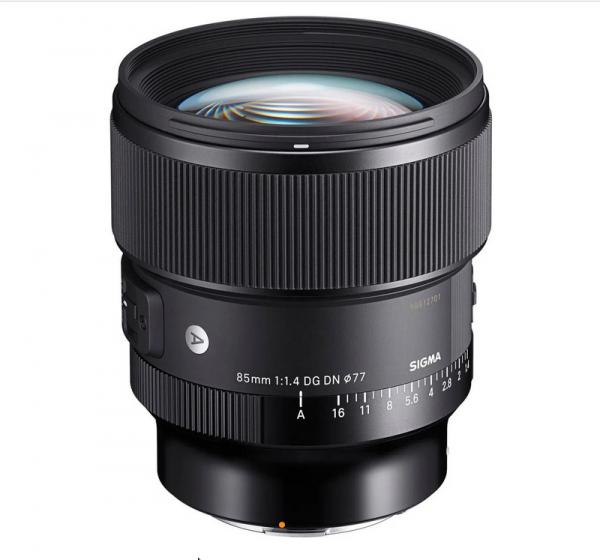 Sigma 85mm Obiectiv Foto Mirrorless F1.4 DG DN Art Mark II Montura Panasonic L [0]