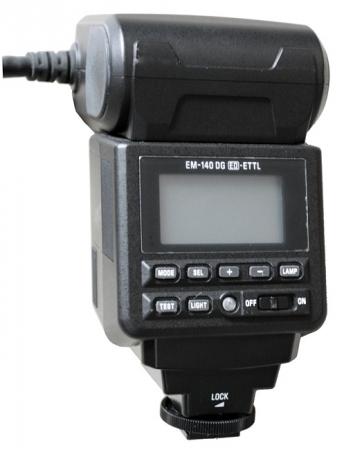 Sigma EM-140 DG E-TTL II - Macro RingFlash pt Canon [2]