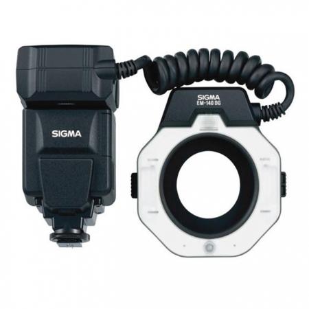 Sigma EM-140 DG E-TTL II - Macro RingFlash pt Canon [0]