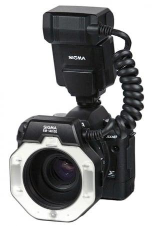 Sigma EM-140 DG E-TTL II - Macro RingFlash pt Canon [1]