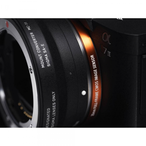 Sigma MC-11 - inel adaptor Canon EF - Sony E 3