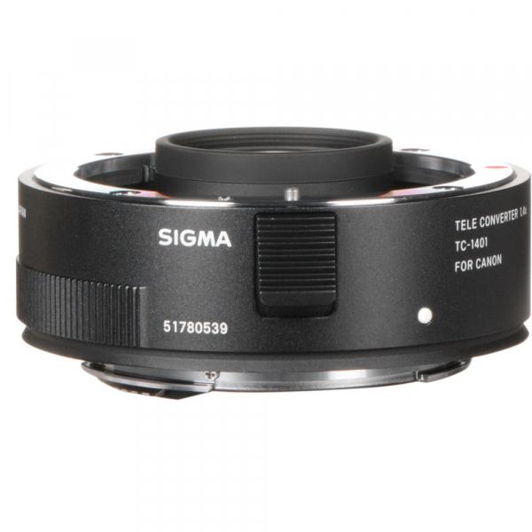 Sigma TC-1401 - Tele-Converter 1.4X Canon (bulk) [1]