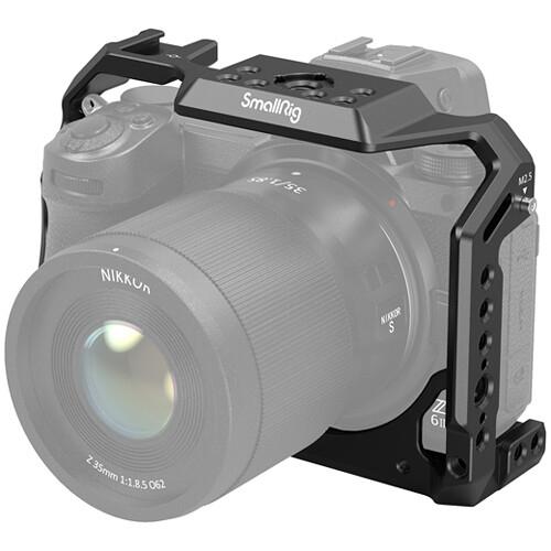 SmallRig Cage for Nikon Z5/Z6/Z7/Z6II/Z7II Camera 2926 [1]