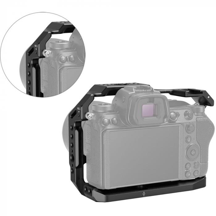 SmallRig Cage for Nikon Z5/Z6/Z7/Z6II/Z7II Camera 2926 [4]