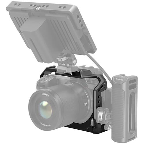 SmallRig Cage for Nikon Z5/Z6/Z7/Z6II/Z7II Camera 2926 [8]