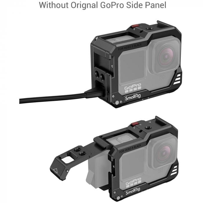 SmallRig GoPro Hero 9 Black Cage 3084 [6]