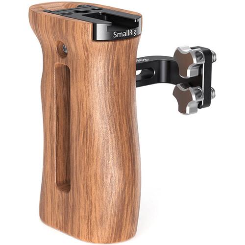 SmallRig Wooden Universal Side Handle 2093 [0]