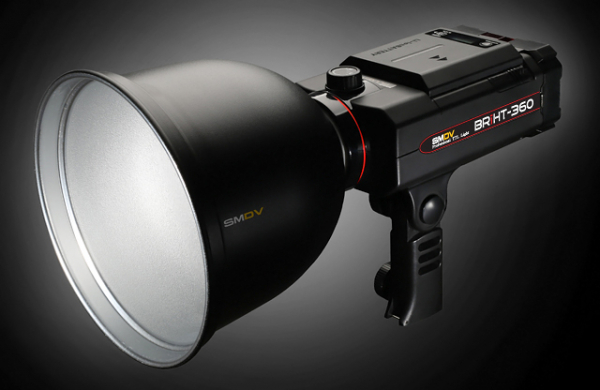 SMDV Briht-360 TTL / blitz de studio cu acumulator 3