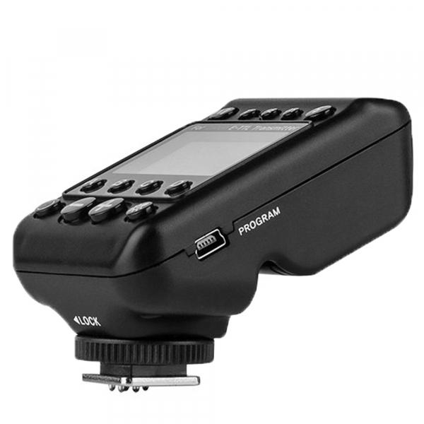 SMDV FlashWave-5 TX - transmiter TTL pentru blitz-ul Briht 360 - patina Canon 3