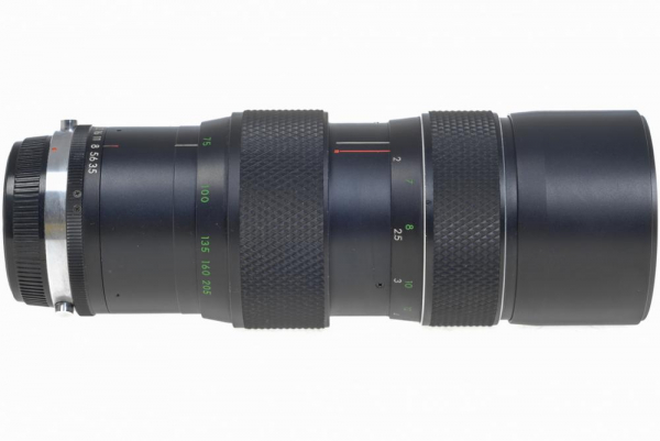 Soligor 75-205mm f/3.8 (pentru Olympus OM / S.H.) [1]