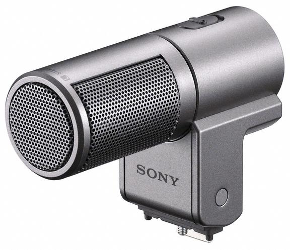 Sony ECM-SST1 - Microfon stereo pentru seria NEX 1