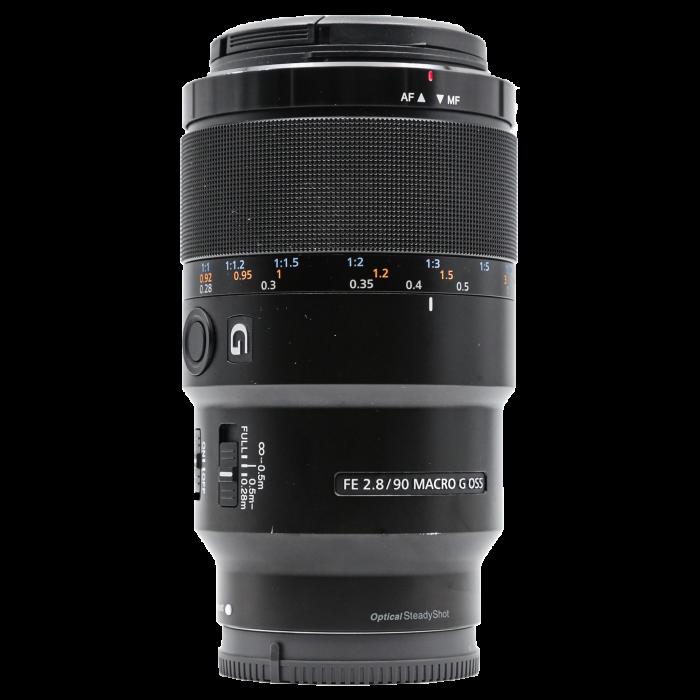 Sony FE 90 mm F2.8 G OSS FE macro Obiectiv Mirrorless Sony FE - Second Hand [7]