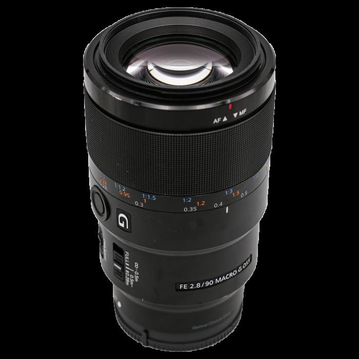 Sony FE 90 mm F2.8 G OSS FE macro Obiectiv Mirrorless Sony FE - Second Hand [0]