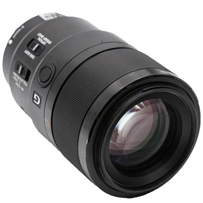 Sony FE 90 mm F2.8 G OSS FE macro Obiectiv Mirrorless Sony FE - Second Hand [3]