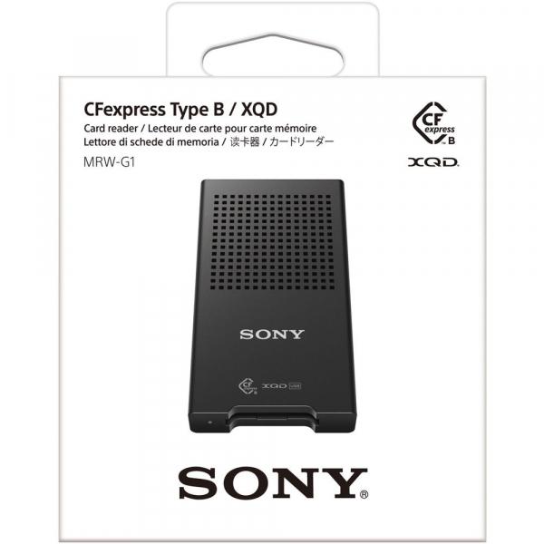 Sony MRW-G1 CFexpress Type B/XQD Memory Card Reader [1]