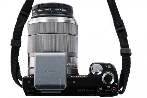 Sony NEX-5N kit cu ob.18-55mm ,  Aparat foto mirrorless - Second Hand 3