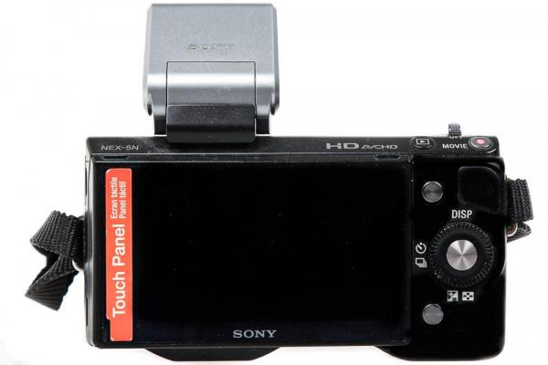 Sony NEX-5N kit cu ob.18-55mm ,  Aparat foto mirrorless - Second Hand 2