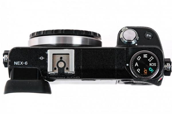 Sony NEX-6, Aparat mirrorless Second Hand [2]