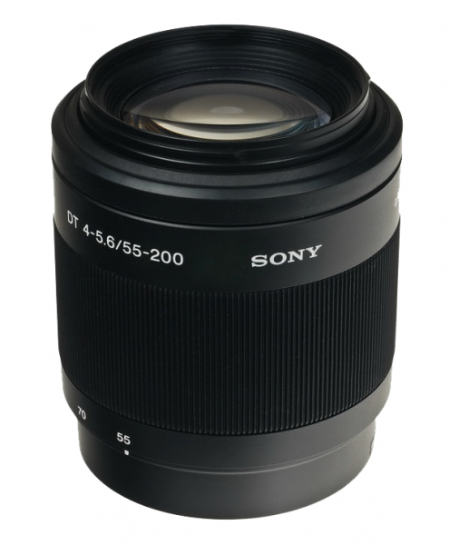 Sony SAL DT 55-200mm f/4-5.6 SAM (bulk) 0