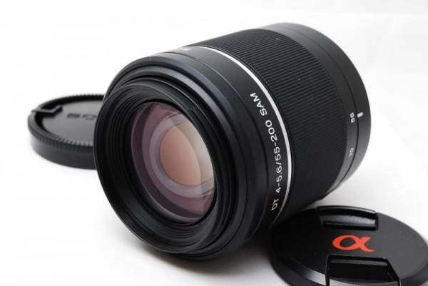 Sony SAL DT 55-200mm f/4-5.6 SAM (bulk) 2