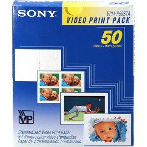 Sony Video Print Pack VPM-P50STA 0